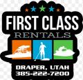 1st Class Rental