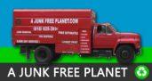 A JUNK FREE PLANET