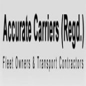 Accurate Carriers(Regd.)