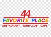 44 Favorite Place