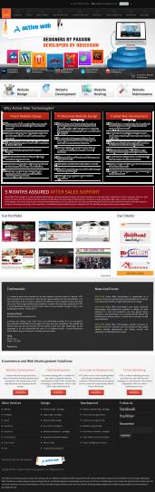 Active Web Technologies